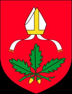 herb gminy Dąbrowa Biskupia
