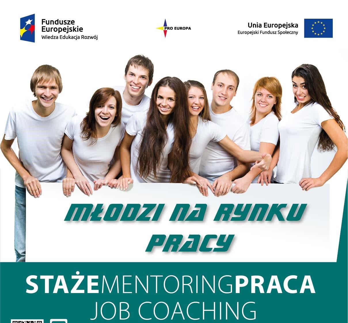 Młodzi na rynku pracy